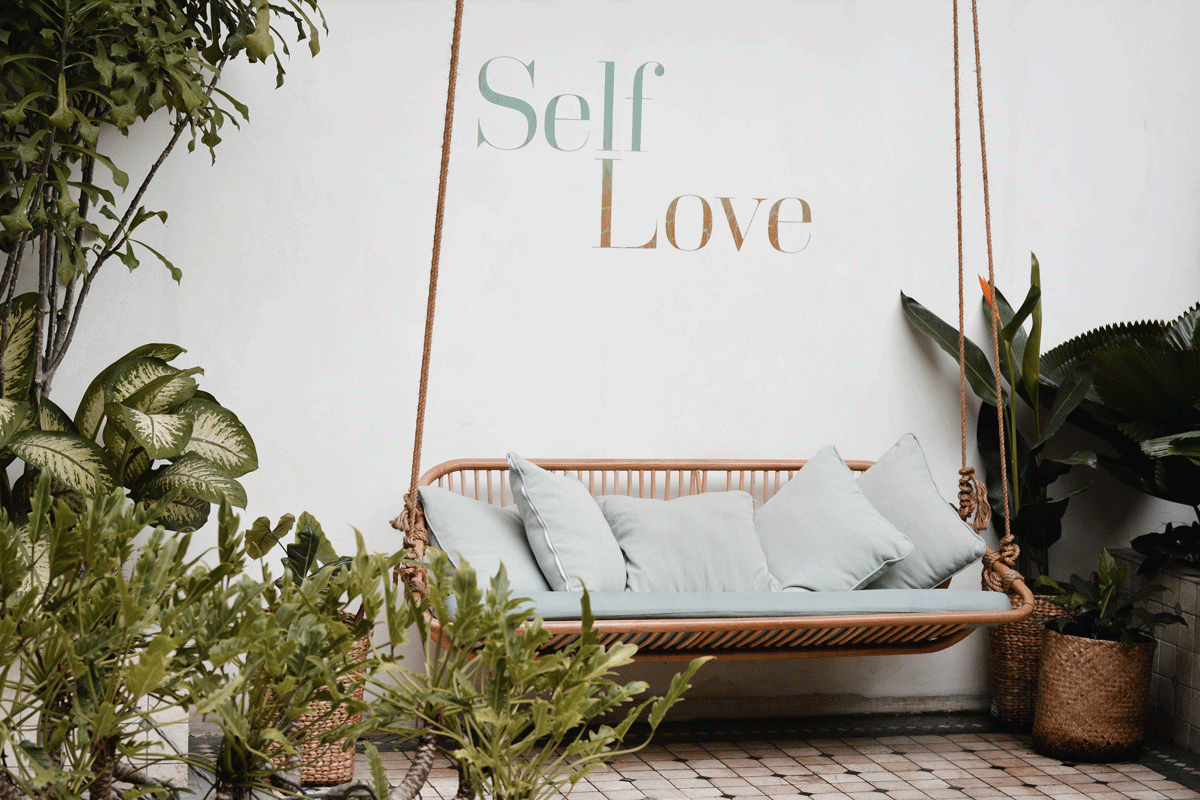 Self Love is the first step